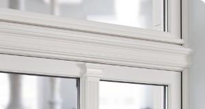 historische Fassaden mit Zierleisten kostengünstig nachbilden