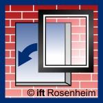 Gebrauchstauglichkeit des Fensterbefestigungssystems im ift-Prüfverfahren nachgewiesen