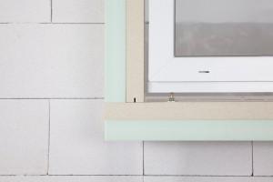 Fensterbefestigung bis in die Dämmebene mit JUSTA und Iso Top WINFRAMER