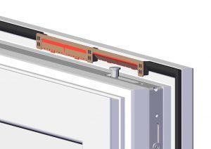 arimeo classic S Fensterfalzlüfter - feinfühlige Luftstromregulierung beschlagsunabhängig