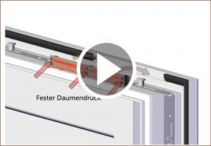 Video: einfache und zeitsparende Montagetechnik