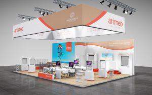 Weltleitmesse BAU 2019 - arimeo gewinnt