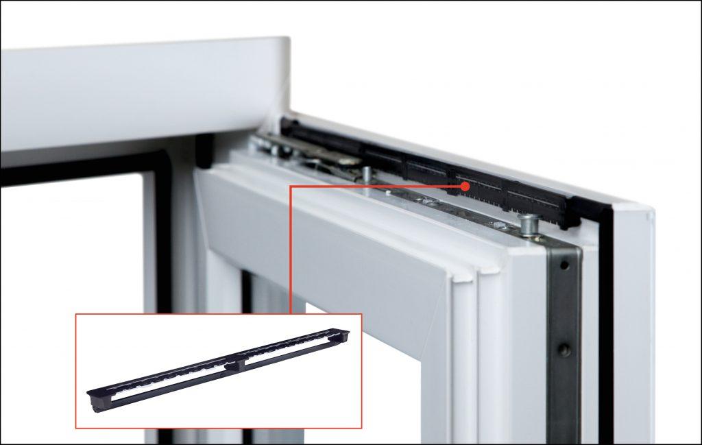 Beliebt arimeo Fensterfalzlüfter - Innoperform ZF43